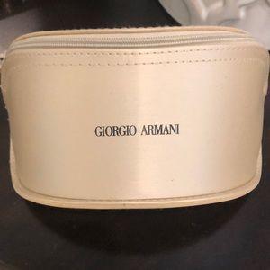 Giorgio Armani large sunglass case